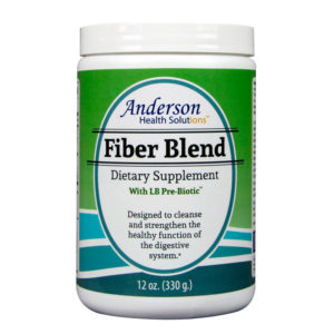Anderson Health Solutions Fiber Blend