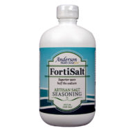 FortiSalt 550ml Kitchen Size