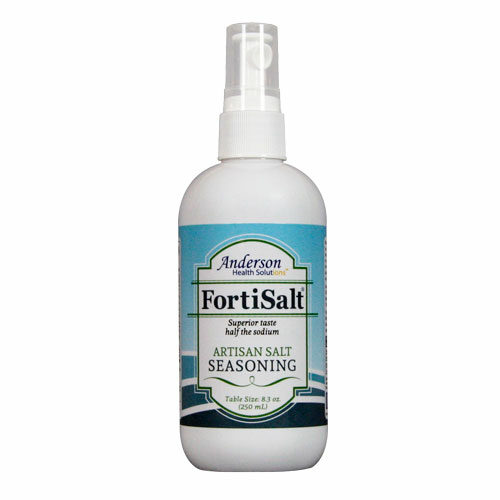 Anderson Health Solutions FortiSalt 250mL