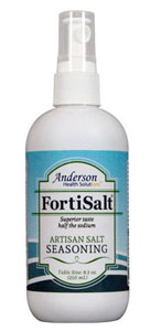 Anderson Health Solutions FortiSalt
