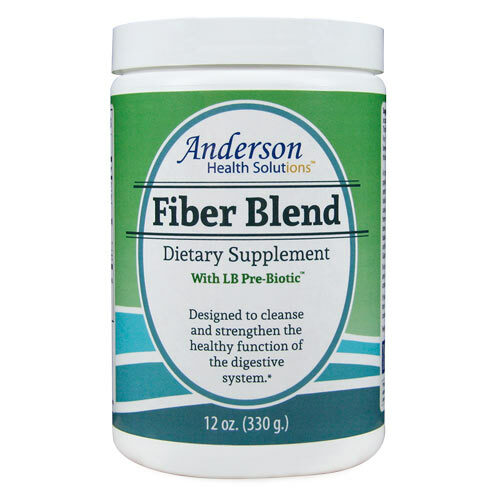 Anderson Health Solutions FiberBlend