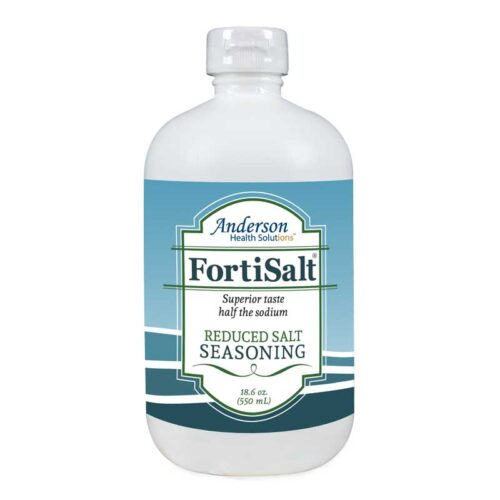 Fortisalt 18.6oz Reduced Salt
